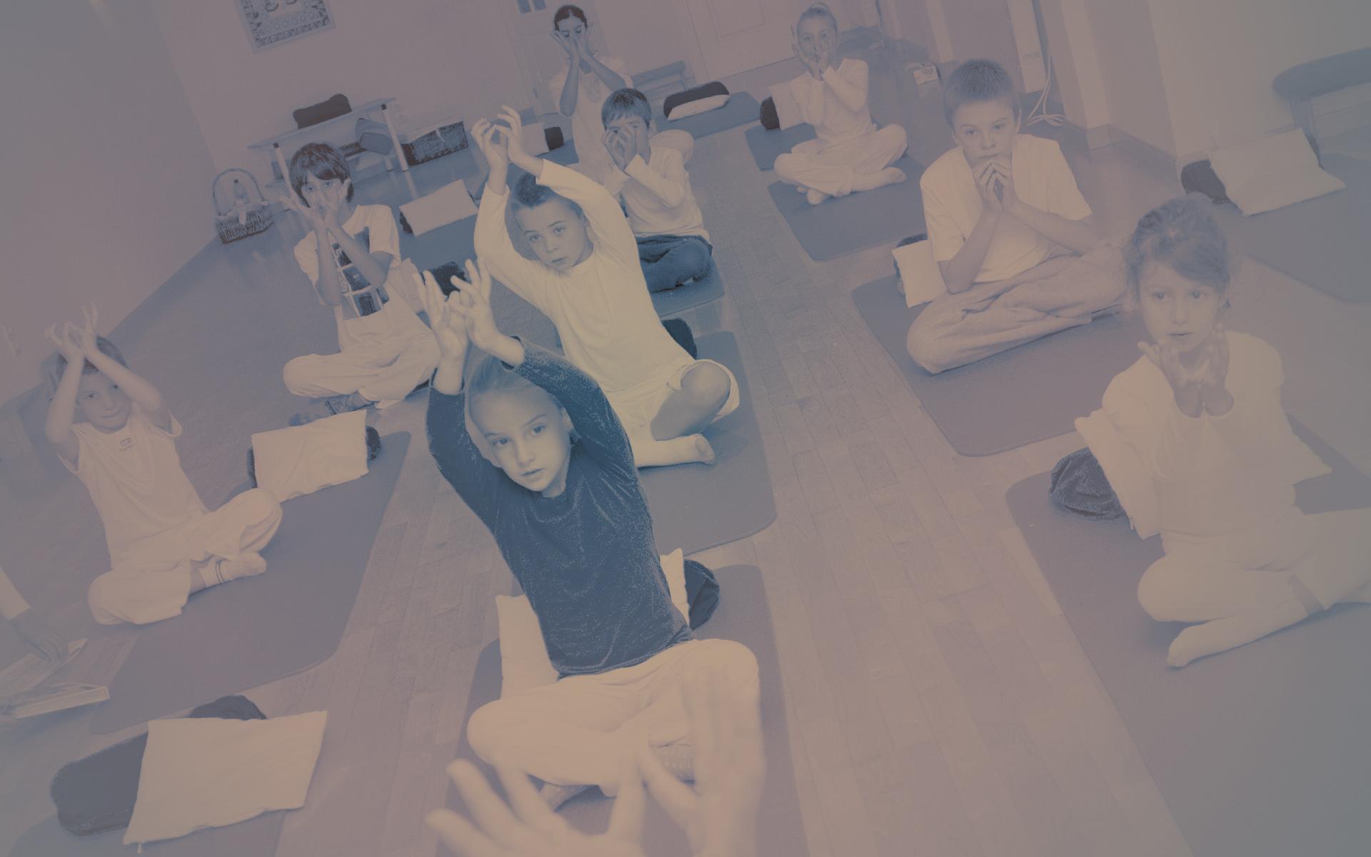 Formación de Profesores: Yoga para Niños