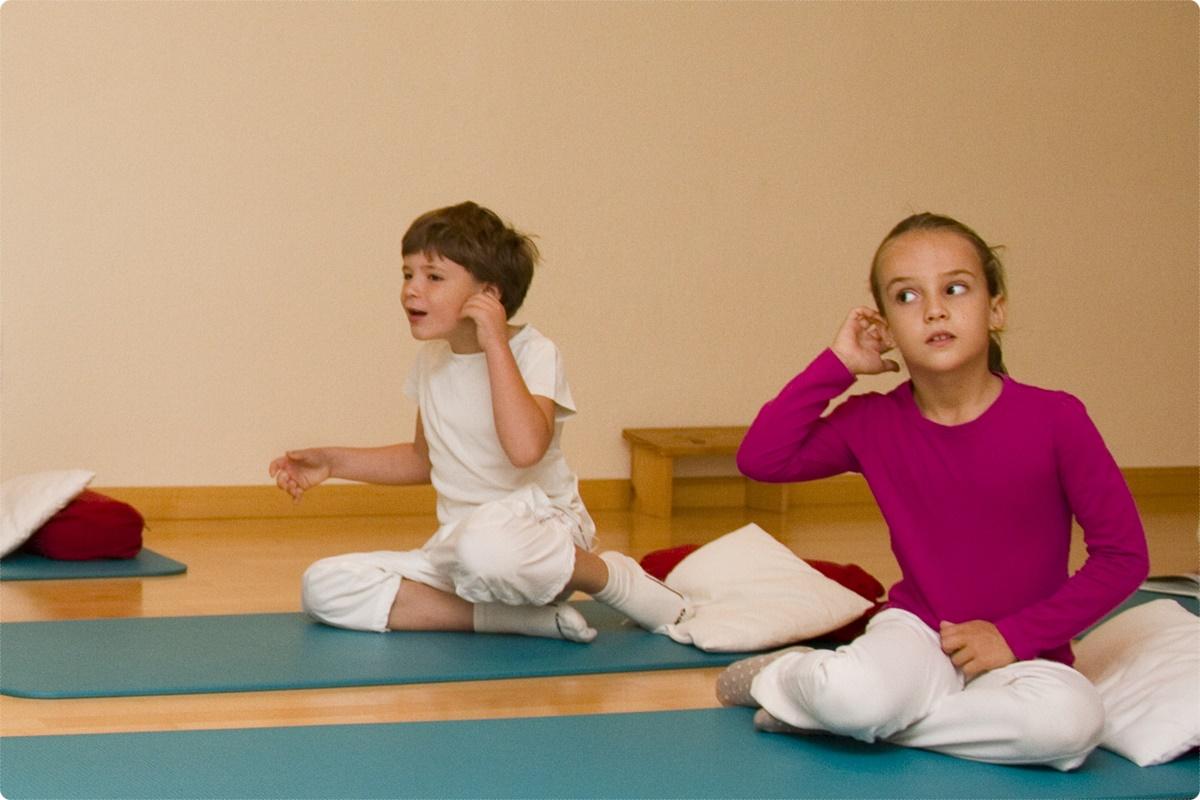 Inicio clases de yoga para niños y jóvenes. Kundalini Yoga Zaragoza.