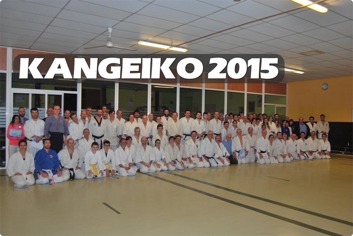 Colaboración de la Escuela Kundalini Yoga Zaragoza en el Kangeiko 2015