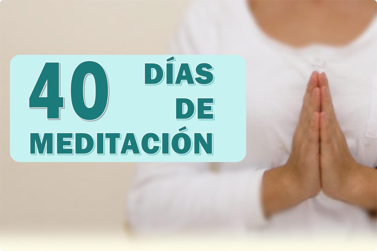 40 dias de meditación en la Escuela Kundalini Yoga Zaragoza