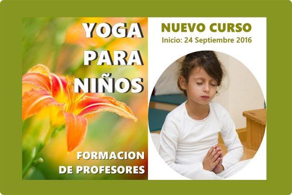 Formación de Profesores Enseñar Yoga a los Niños. Escuela Kundalini Yoga Zaragoza