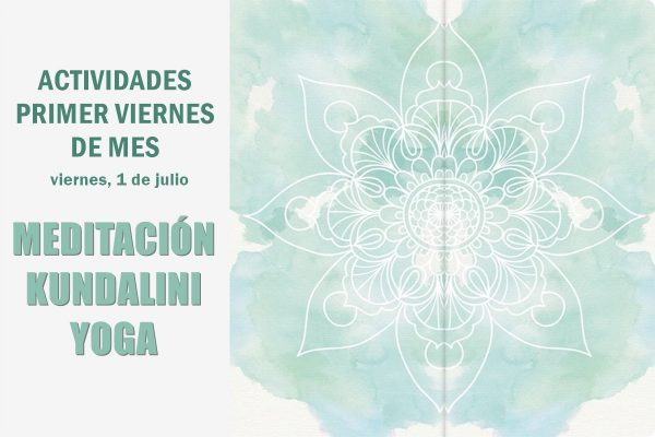 Última Meditación de curso Escuela Kundalini Yoga Zaragoza