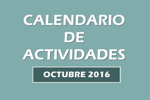 Calendario de actividades Octubre 2016. Escuela Kundalini Yoga Zaragoza