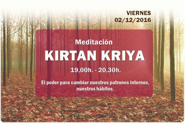 Meditación Kirtan Kriya @ Escuela Kundalini Yoga Zaragoza | Aragón | España