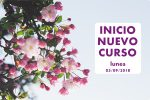 Inicio nuevo curso 2018-2019