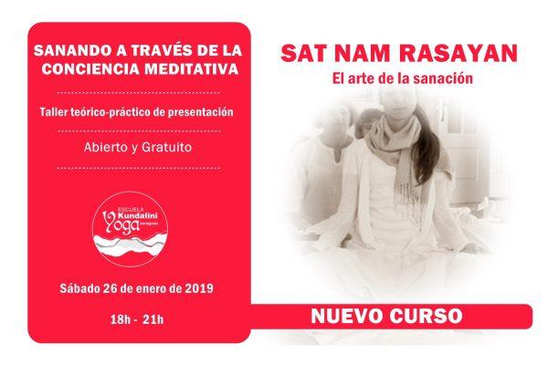 Taller Presentación Nuevo Curso de Sat Nam Rasayan @ Escuela Kundalini Yoga Zaragoza | Zaragoza | Aragón | España