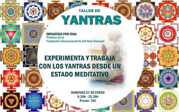 Taller de Yantras @ Escuela Kundalini Yoga Zaragoza | Zaragoza | Aragón | España